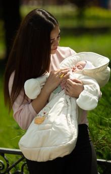 Конверт для малышей