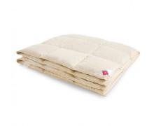 Одеяло пуховое размер 140*205 (1,5 сп.)